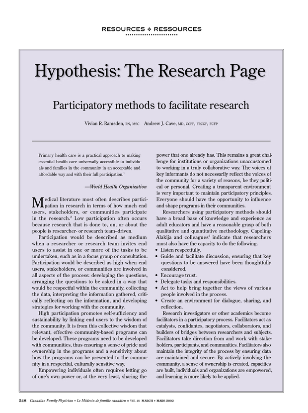 what is hypothesis in research