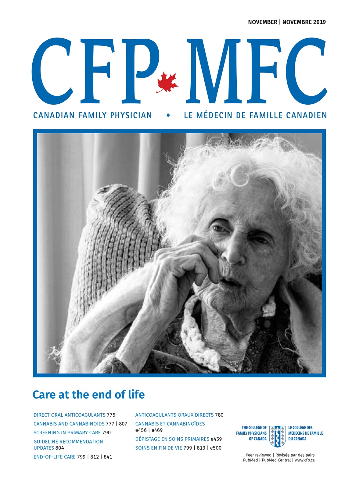Colorectal Cancer Screening For Patients With A Family History Of Colorectal Cancer Or Adenomas The College Of Family Physicians Of Canada