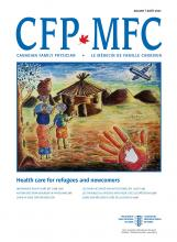 Canadian Family Physician: 67 (8)